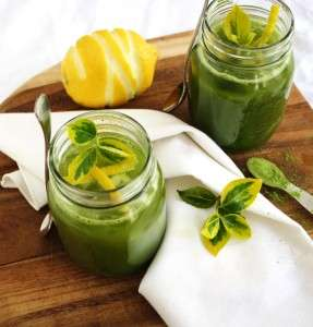 Invigorating Matcha Lemonades