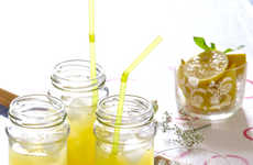 Revitalizing Mango Lemonade - This Recipe Offers Old-Fashioned Lemonade with a Twist