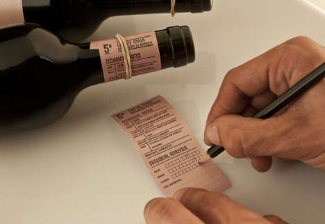 Wine Evaluation Labels