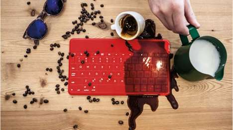 Spill-Proof Keyboards
