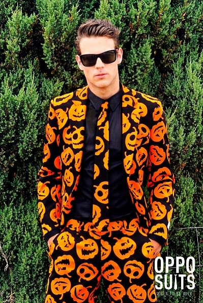 Dapper Halloween Apparel - Sport a Fashionable Halloween Costume with Looks From OppoSuits