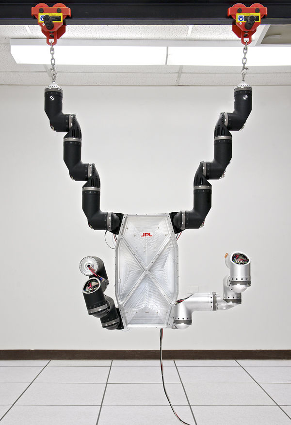 11 Futuristic NASA robots