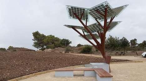 WiFi-Providing Trees