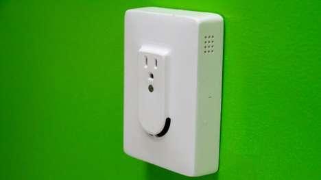 Contraband-Spotting Smoke Detectors