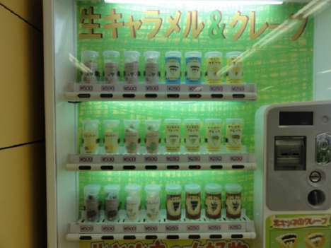 Pastry Vending Machines