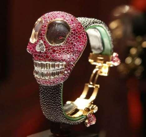 Bone-Chilling Timepieces