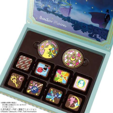 Romantic Anime Confections