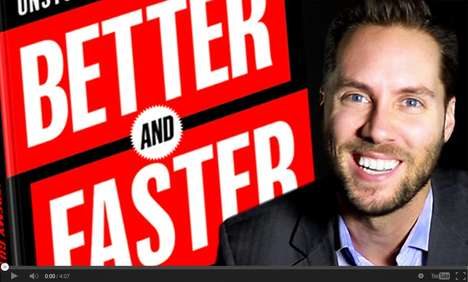 Better and Faster - Preview Trend Hunter Jeremy Gutsche's Next Innovation Book
