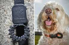 Ultra Compact Dog Leads - PAWSE Makes Quickly Getting a Hold of Your Pooch a Cinch