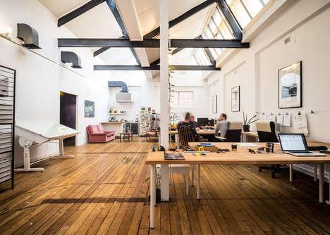 Self-Designed Monochrome Studios