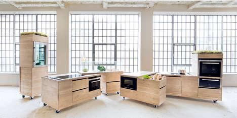 Modular Kitchen Series