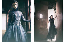 Gothically Victorian Editorials