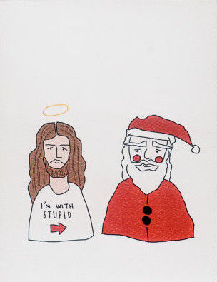 Hilarious Christmas Cards
