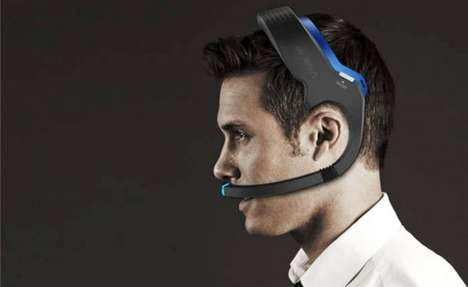 Wearable Air Purifiers - The Wind Six Intelligent Purifier is Worn as a Futuristic Headset