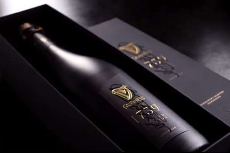 Upscale Amber Ales - Guinness' The 1759 is a Luxury Premium Beer