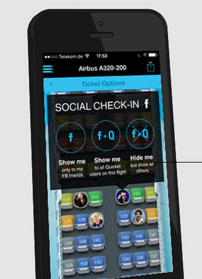 Social Flight Apps
