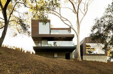 Intimate Timber Dwellings