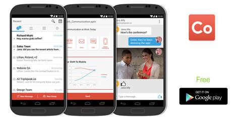 Coworker Messaging Apps
