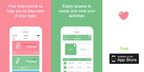 Baby Activity-Tracking Apps