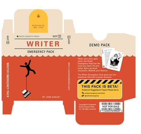 Imagination-Boosting Card Decks