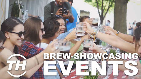 Brew-Showcasing Events