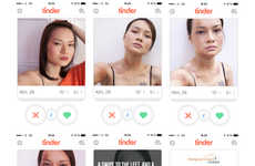 Dating App Awareness Campaigns - This Awareness-Raising Sex Trafficking Campaign Lives on Tinder
