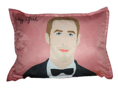 Silky Heartthrob Pillows