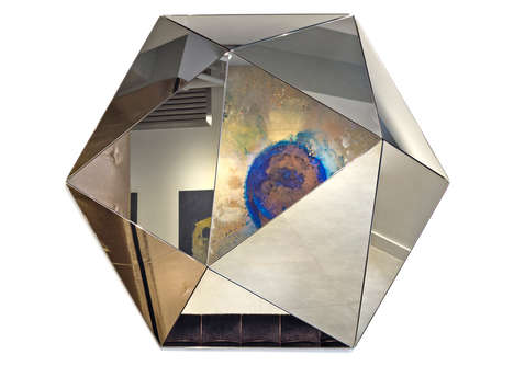 3D Faceted Mirrors