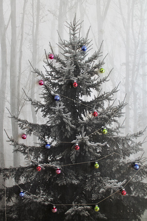 50 Alternative Christmas Tree Ideas