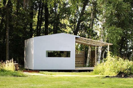 Contemporary Prefab Housing