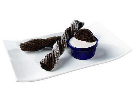Cookie Dessert Hybrids