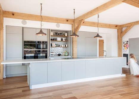Timber-Framed Farmhouses