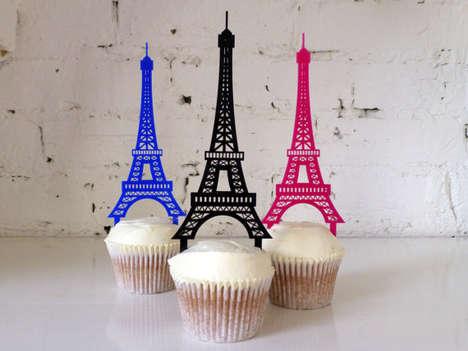 Parisian Dessert Decor