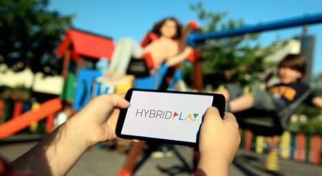Playground-Connecting Fitness Systems