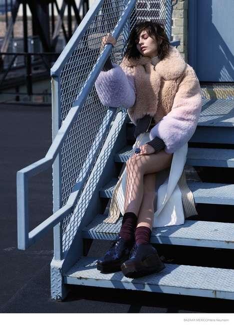 Eclectic Feminine Fashion