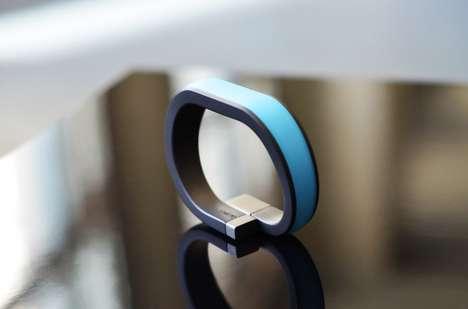 Device-Unlocking Wristbands