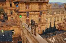 Celebrity Gaming Spoofs - This Mock Celebrity Co-Op Shows Off Assassin's Creed Unity