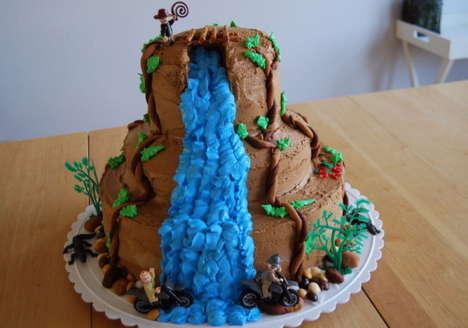 Awesome Archeological Cakes