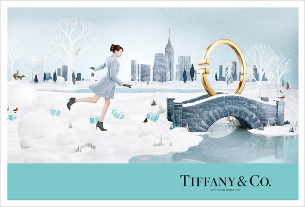 30 Fashionable Holiday Ads