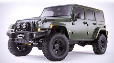 Ultimate Outdoorsy Vehicles