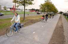 Groundbreaking Solar Roads - The SolaRoad In the Netherlands is the World's First Solar Road