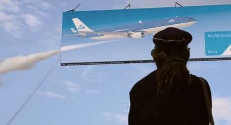 Flight Simulation Billboards