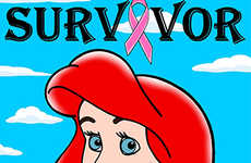 Disney Princess Cancer Survivors