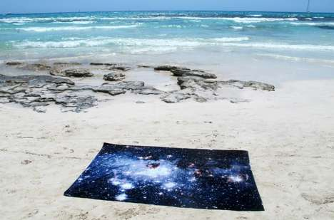 Galactic Beach Blankets