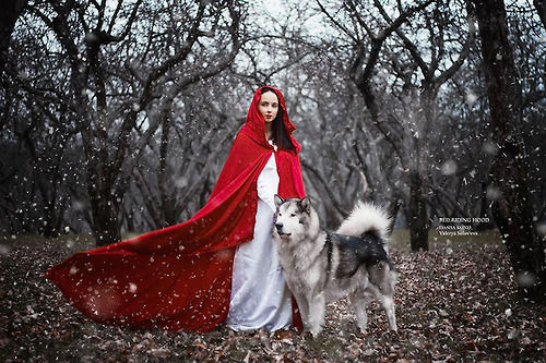 Female Fairytale Photoshoots