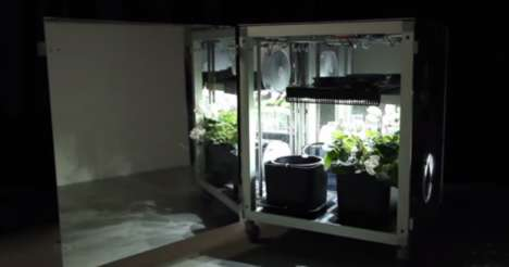 Garden-Managing Apps