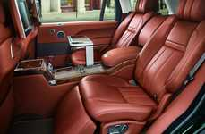 Luxurious Gunsmith SUVs - The Holland & Holland Range Rover Includes a Luxurious Gun Case