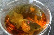 Goldfish Tea Bags - Charm Villa Rethinks the Traditional Loose Leaf Holders
