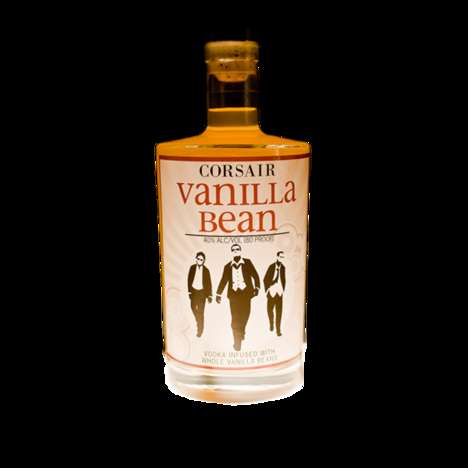 Artisan Vanilla Bean Vodka