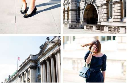 Travel-Coordinated Fashion Blogs